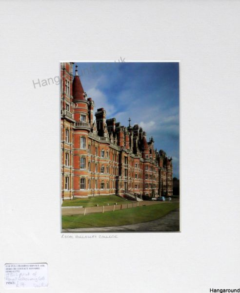 Royal Holloway College - RoyH 4